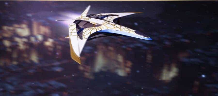 Destiny 2 new Dawning Ship