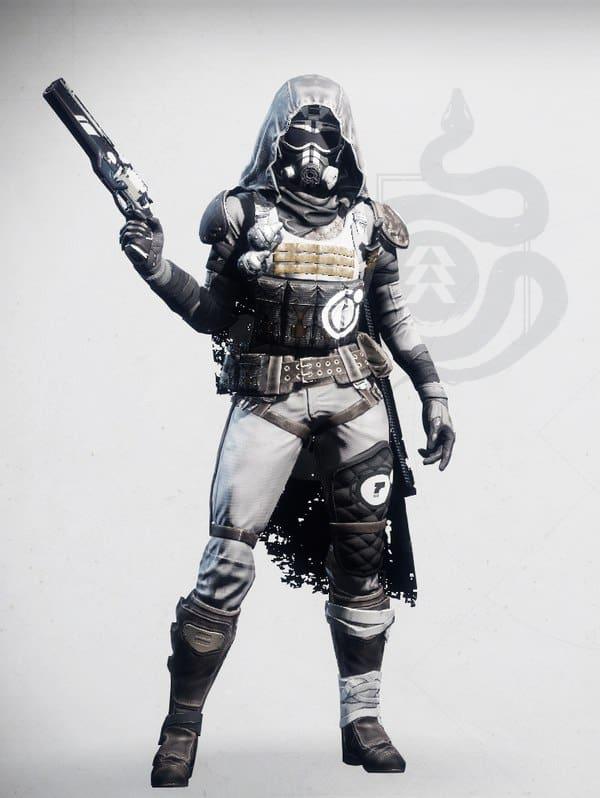 Destiny 2 Anti Extinction Hunter Female 1