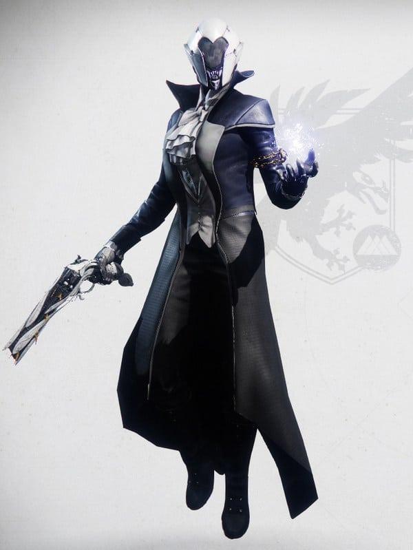 Destiny 2 Blood lineage Warlock Female 1