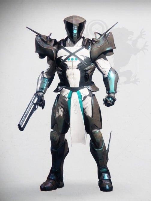 Destiny 2 Crushing Titan Male 1
