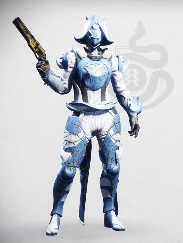 Destiny 2 Froststrike Hunter Female 1
