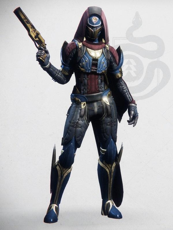 Destiny 2 Great Hunt Hunter Female 1