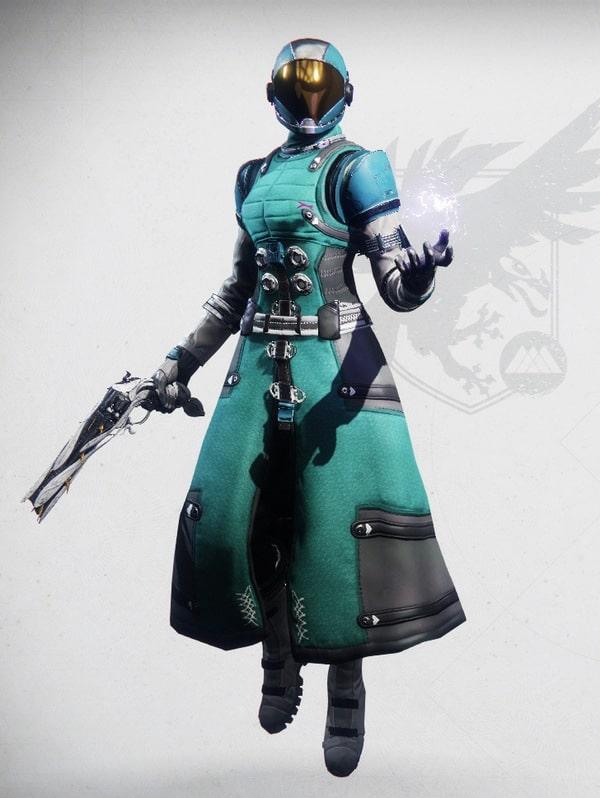 Destiny 2 Lost Pacific Warlock Female 1