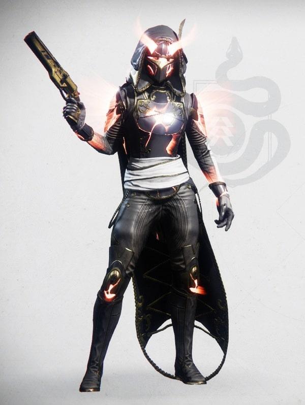 Destiny 2 Magnificent Hunter Female 1