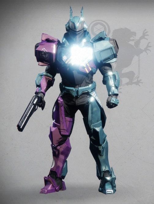 Destiny 2 Moonfang X7 Titan Male 1
