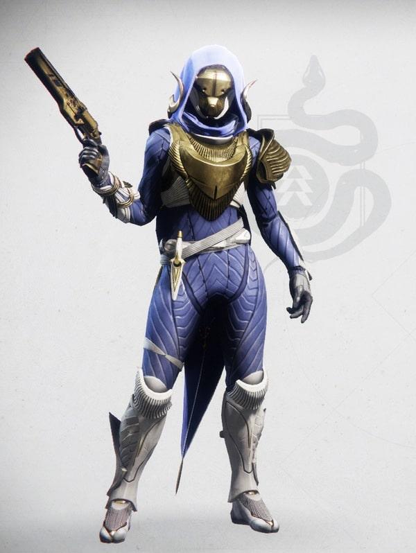 Destiny 2 Northlight Hunter Female 1