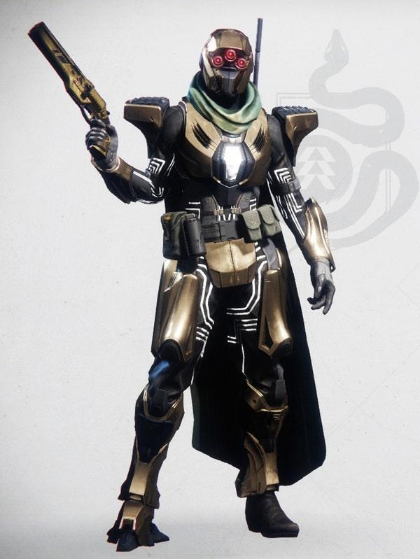 Destiny 2 Phenotype Plasticity Hunter Female 1