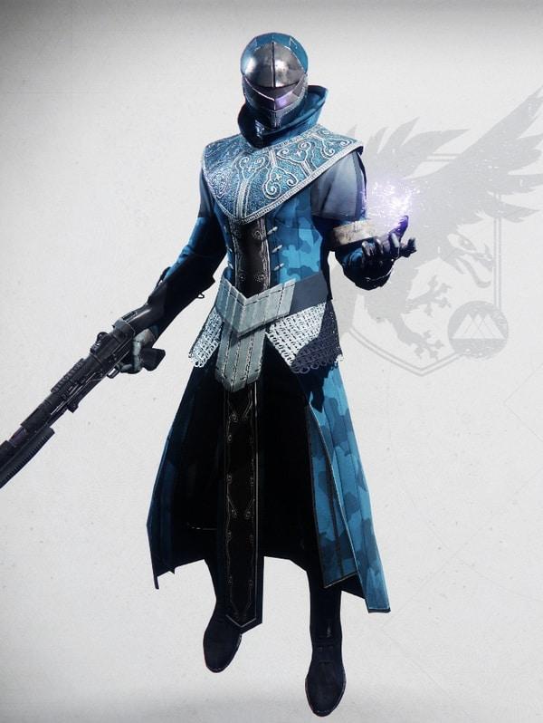 Destiny 2 Philomath Warlock Male 1