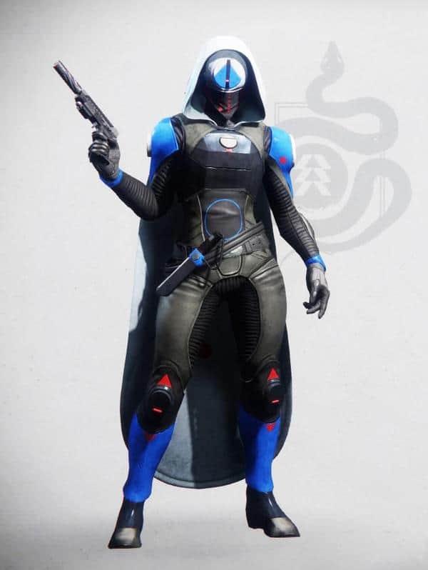 Destiny 2 Red Moon Phantom Hunter Female 1