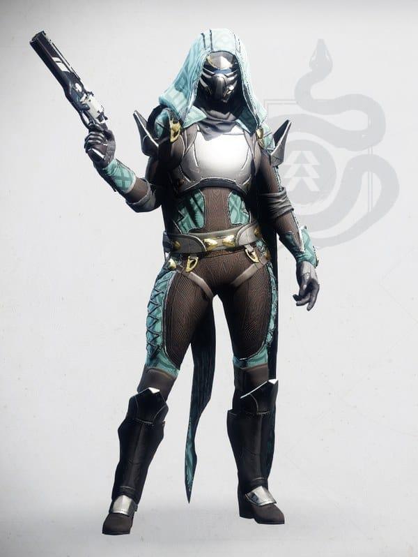 Destiny 2 Reverie Dawn Hunter Female 1