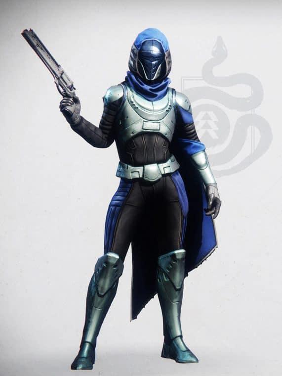 Destiny 2 Righteous Hunter Female 1