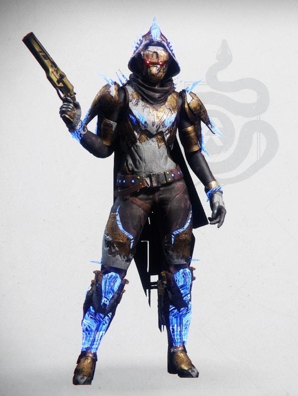 Destiny 2 Righteousness Hunter Female 1