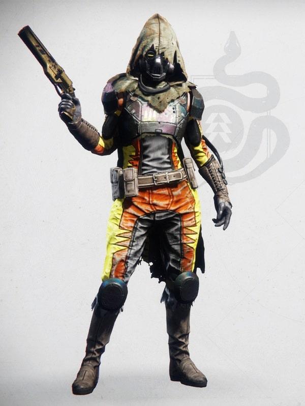 Destiny 2 Skerren Corvus Hunter Female 1
