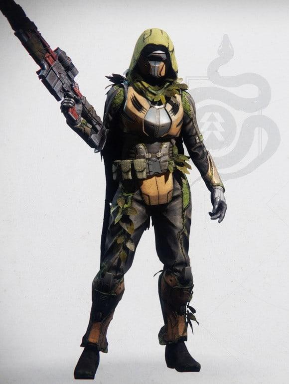 Destiny 2 Substitutional Alloy Hunter Female V2 1