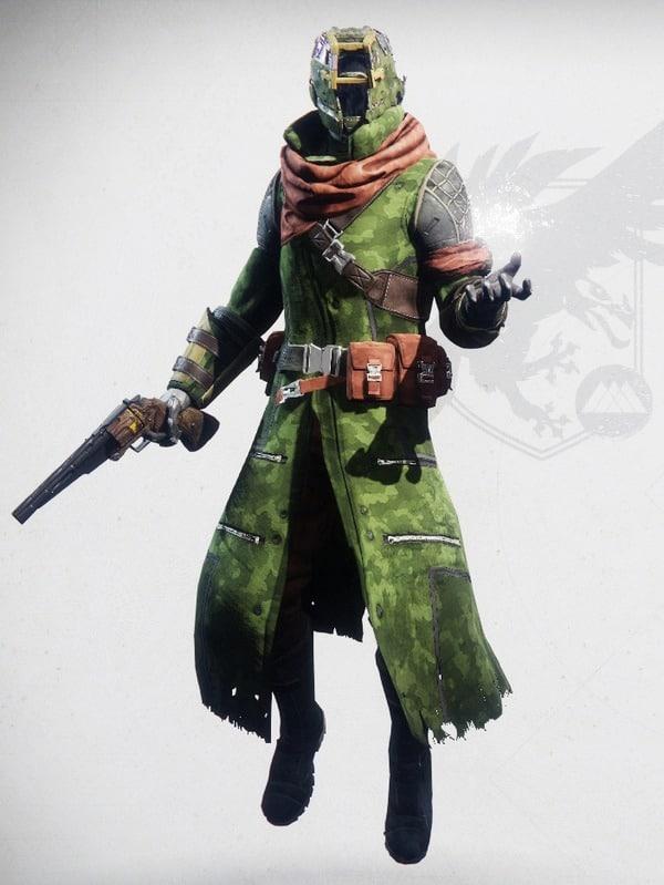 Destiny 2 Wildwood Warlock Male 1