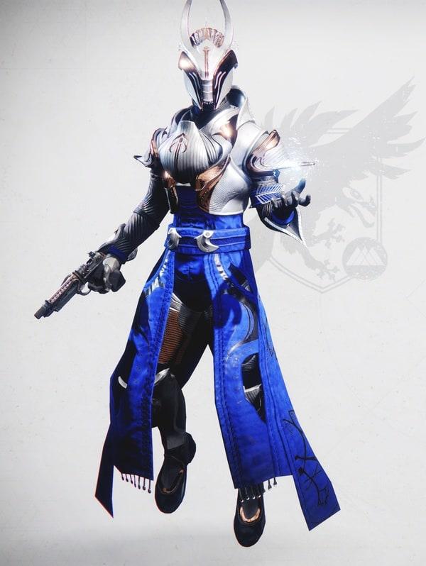 Destiny 2 Winterheart Warlock Male 1