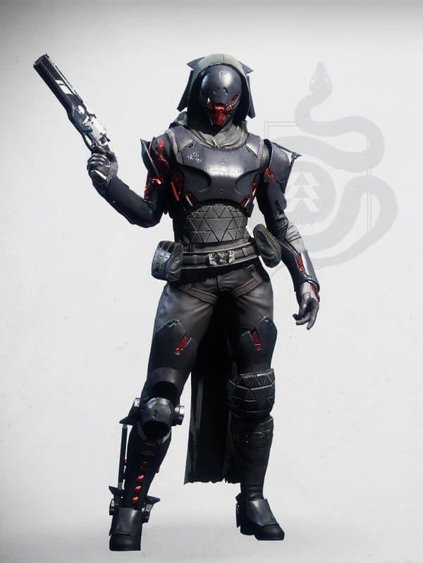 Destiny 2 Woven Firesmith Hunter Female 1