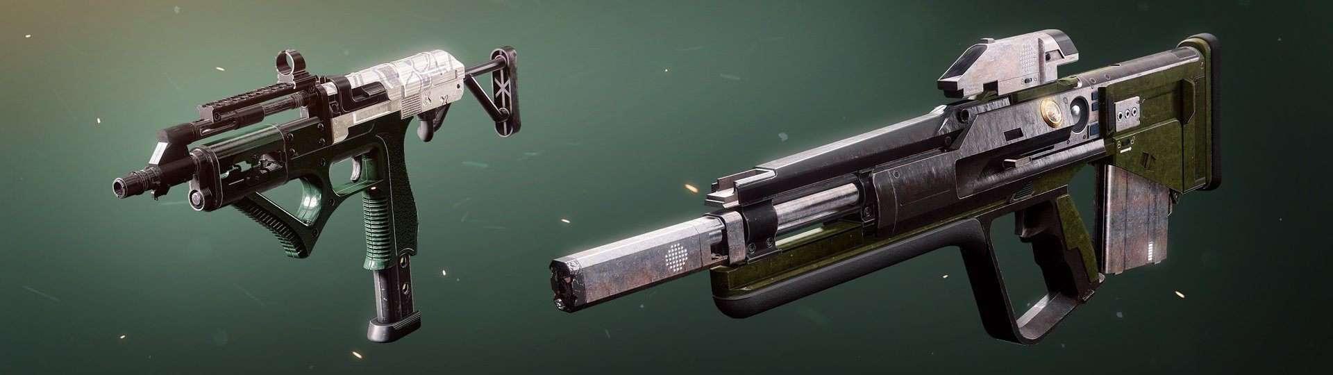 Destiny 2 Iron Banner Season 13 weapons