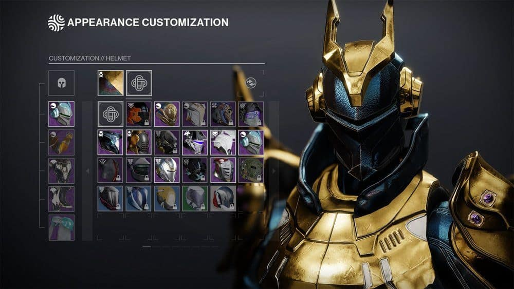 Destiny 2 Armor Synthesis