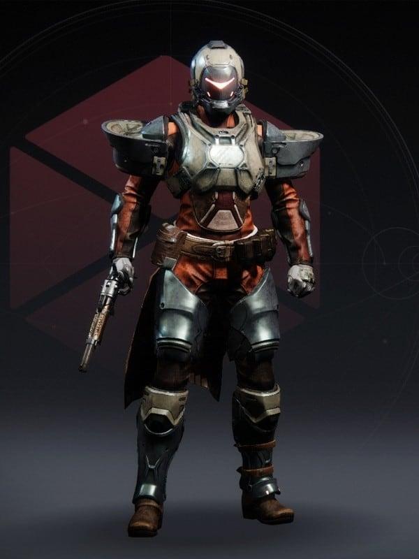 Destiny 2 Ancient Apocalypse Titan Female 2
