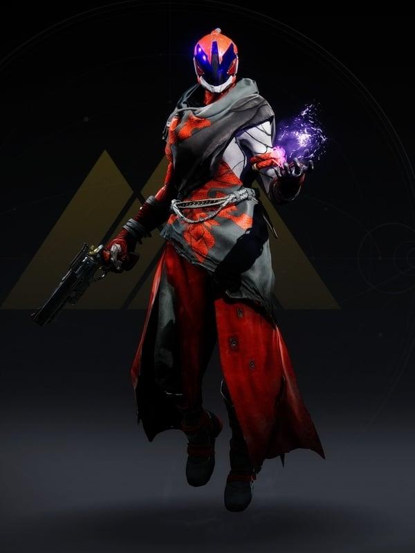 Destiny 2 Ankaa Seeker Warlock Female