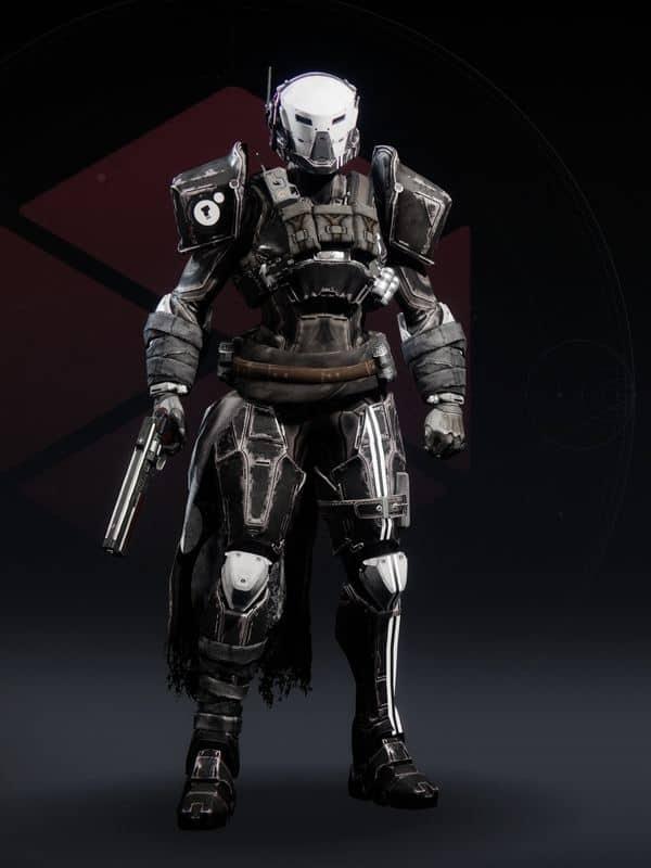 Destiny 2 Anti Extintion Titan Female