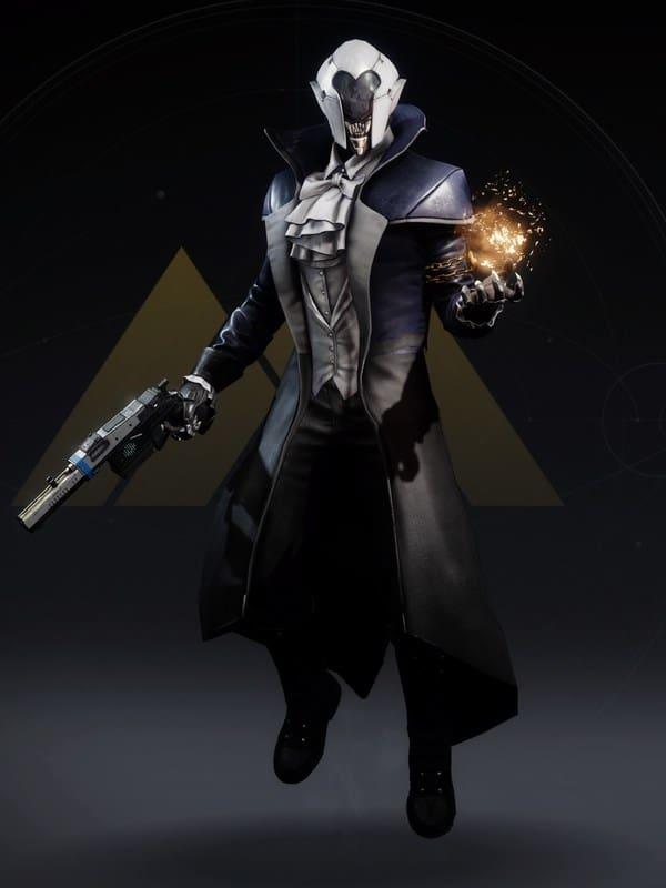 Destiny 2 Blood Lineage Warlock Male