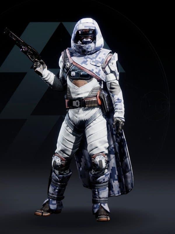 Destiny 2 Braytech Suit Hunter Male