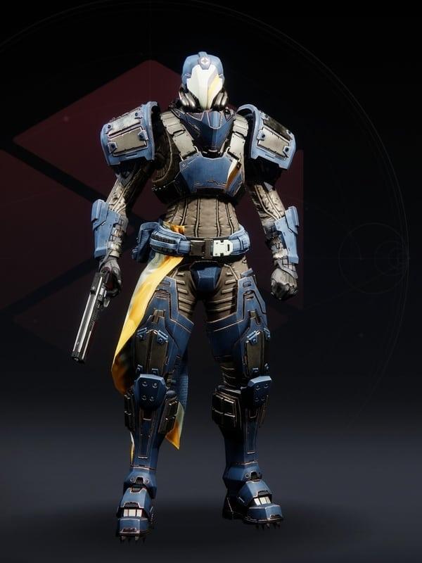 Destiny 2 Braytech Suit Titan Female