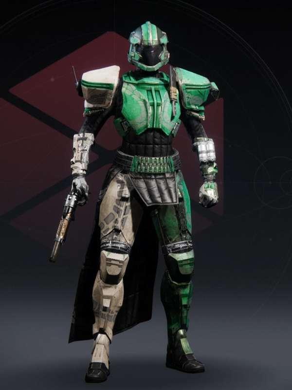 Destiny 2 Calamity Rig Titan Female
