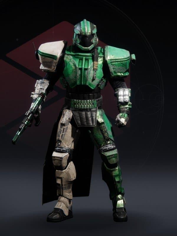 Destiny 2 Calamity Rig Titan male