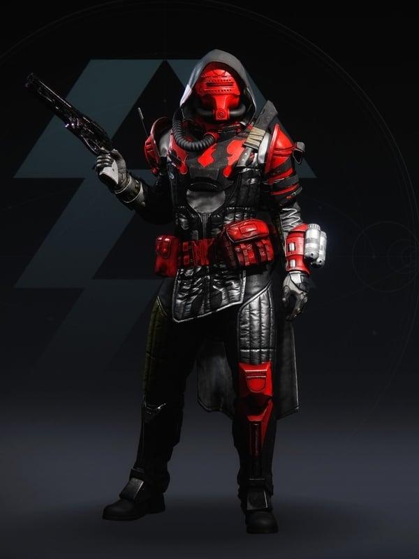 Destiny 2 Cinder Pinion Hunter Male