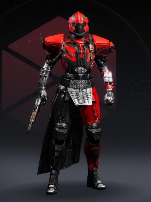 Destiny 2 Cinder Pinion Titan Female
