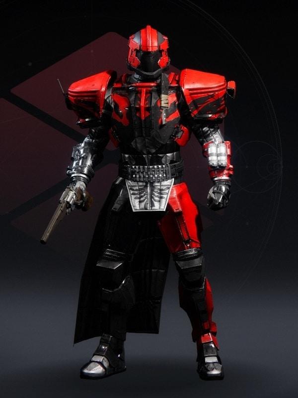 Destiny 2 Cinder Pinion Titan male