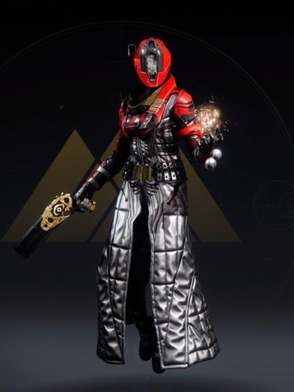 Destiny 2 Cinder Pinion Warlock female