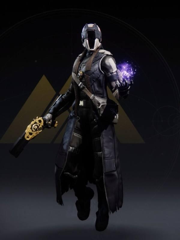 Destiny 2 Cormorant Blade Warlock female