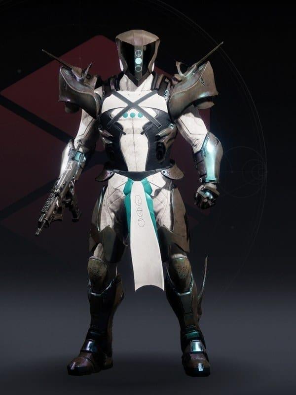 Destiny 2 Crushing (CODA) set Titan male V2