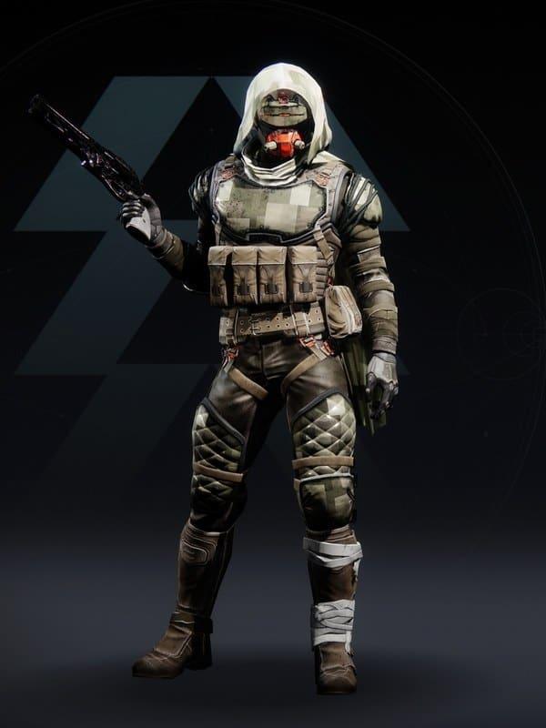 Destiny 2 Dead End Cure 2.1 Hunter Male
