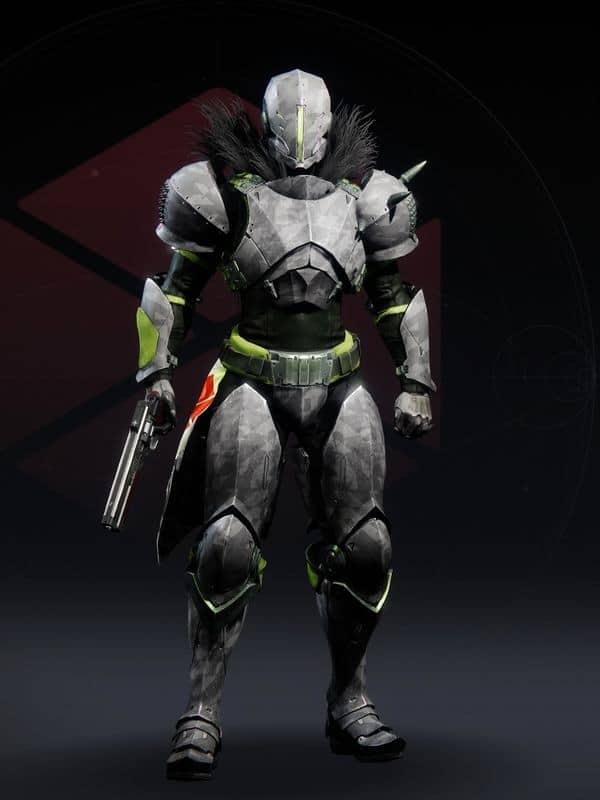 Destiny 2 Devastation Complex Titan Female