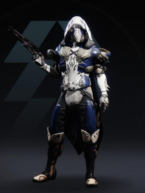 Destiny 2 Dragonfly Regalia Set Hunter Male