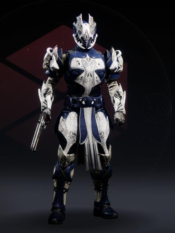 Destiny 2 Dragonfly Regalia Titan Female