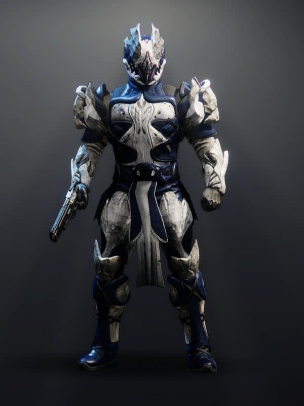Destiny 2 Dragonfly Regalia Titan male