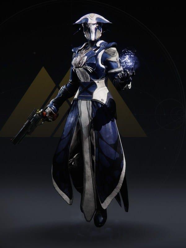Destiny 2 Dragonfly Regalia Warlock Female