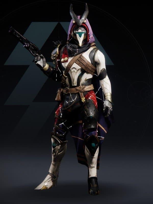 Destiny 2 Empyrean Cartographer Hunter Male