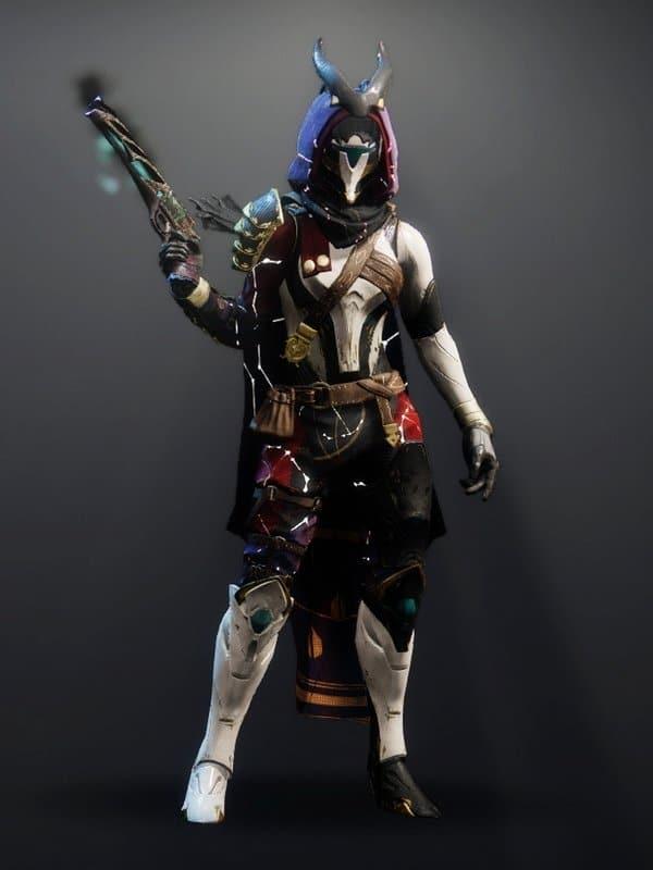 Destiny 2 Empyrean Cartographer Hunter female