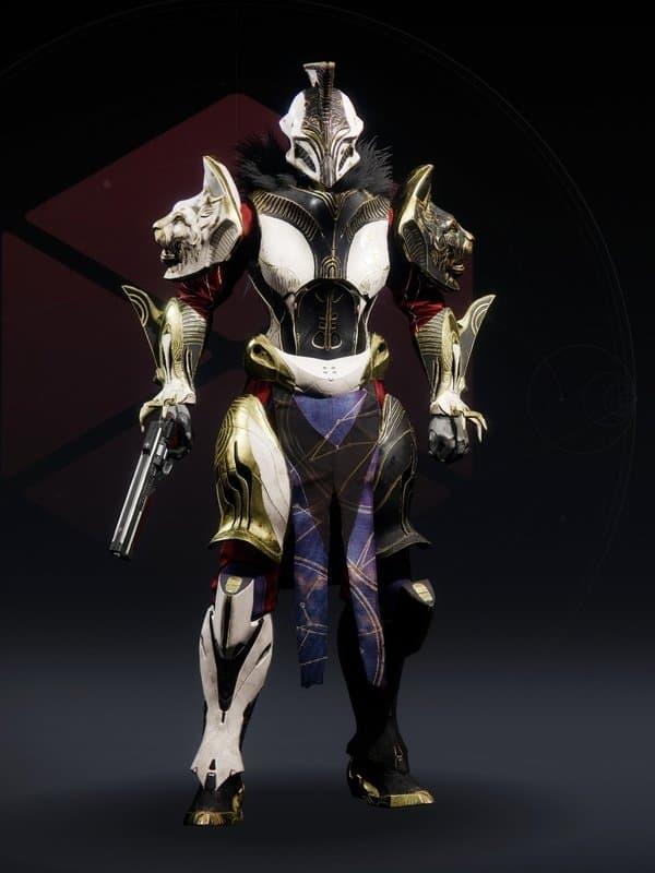 Destiny 2 Empyrean Cartographer Titan Female