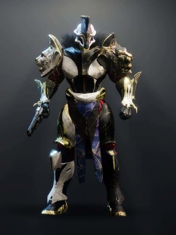 Destiny 2 Empyrean Cartographer Titan male