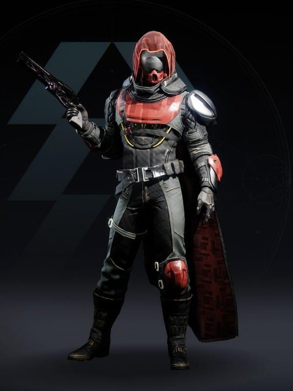 Destiny 2 Exodus Down Hunter Male