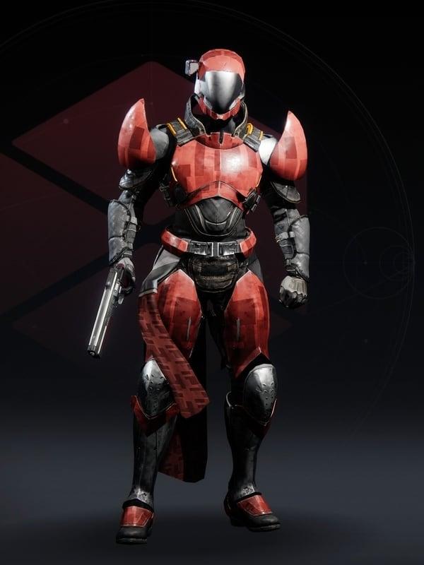 Destiny 2 Exodus Down Titan Female