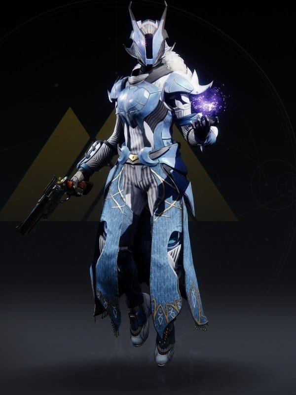 Destiny 2 Frostreach Warlock Female